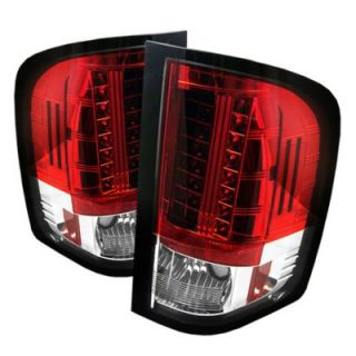 1990 2011 Ford Ranger Tail Light   Spyder, Direct fit, LED, With bulb(s)