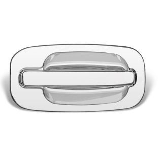 2006 2010 Mercedes Benz E350 Door Handle Cover   APA/URO Parts, Chrome, Handle, Plastic