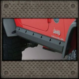 Bushwacker Trailarmor Rocker Panel Trim