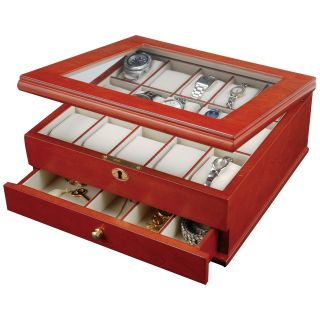 Chris Watch Box   11.5W x 4.75H in.   Watch Winders & Watch Boxes