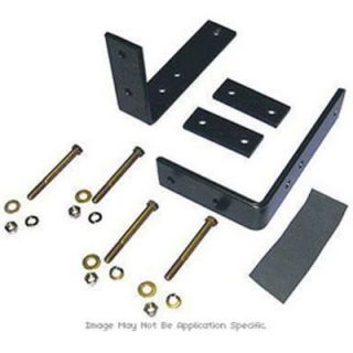 Backrack OE Replacement Truck Bed Rack Mount Kit