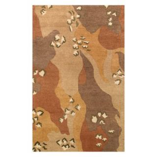 Noble House Elegant Area Rug   Beige   Area Rugs
