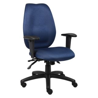 Boss High Back Task Chair   Desk Chairs