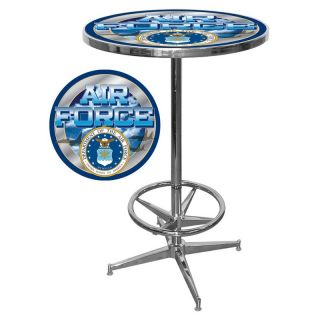 US Air Force Pub Table   Bistro Tables