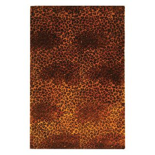 Safavieh Bergama BRG193A Area Rug   Gold/Black   Area Rugs