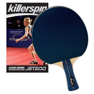 Killerspin 110 02 Jet 200 Table Tennis Racket   Table Tennis Paddles