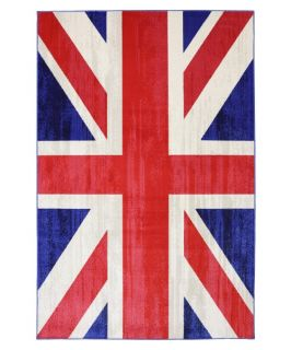 Mohawk Home Union Jack Jockey Indoor/Outdoor Rug   Area Rugs