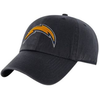 47 Brand San Diego Chargers Franchise Fitted Hat   Navy Blue
