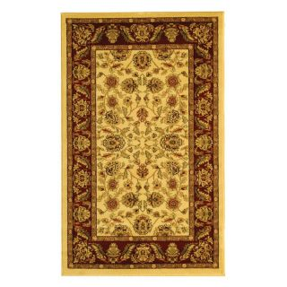 Safavieh Lyndhurst LNH215A Area Rug   Cream/Red   Area Rugs