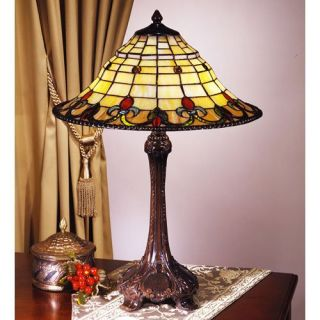 Dale Tiffany Spencer Table Lamp   Tiffany Table Lamps