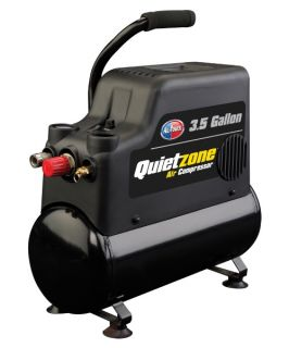All Power Quietzone 3 Gallon Oilless Air Compressor   Equipment
