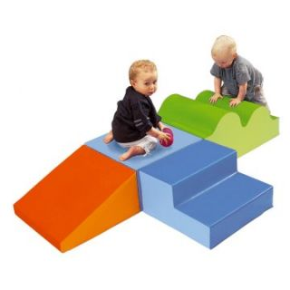 Wesco Tiny Tot Module Mini Crossing Kit   Soft Play Equipment