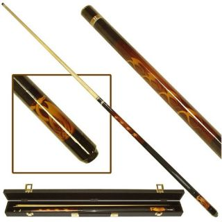 Fantasy Dragon Billiard Pool Cue Stick with Case   Pool Cues