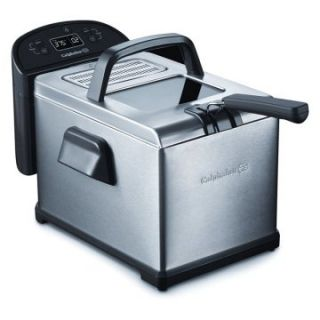 Calphalon Kitchen Electrics 1 gal. XL Digital Deep Fryer   Deep Fryers