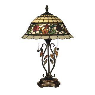 Dale Tiffany Greenfield Table Lamp   Tiffany Table Lamps