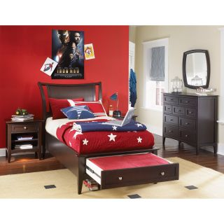 Newport Youth Low Profile Storage Bed   Storage Beds