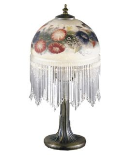 Dale Tiffany Hummingbird Table Lamp   Table Lamps