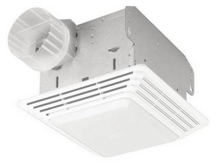 Broan Nutone 678 Bathroom Ventilation Fan / Light   Bathroom Lighting