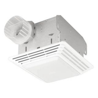 Broan Nutone 679 Bathroom Ventilation Fan / Light   Bathroom Lighting
