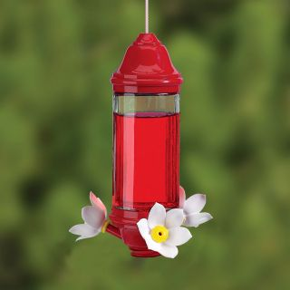 Crystal Lantern Hummingbird Feeders   Bird Feeders