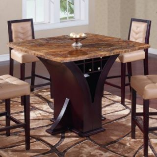 Global Furniture Buster Counter Height Table   Pub Tables