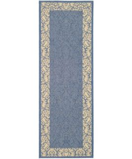 Safavieh Courtyard CY2727 Area Rug Blue/Natural   Area Rugs