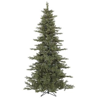 Vickerman Slim Austrian Fir Christmas Tree   Christmas Trees