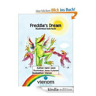Freddie's Dream (Vienom Kids Book) eBook Karin Geidl, Anne  Zwiener, Elfriede Klima Kindle Shop