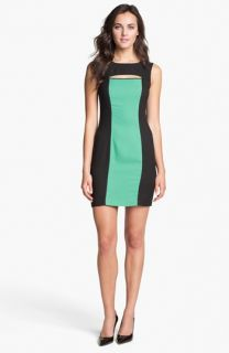 Marc New York by Andrew Marc Colorblock Sheath Dress