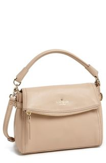 kate spade new york cobble hill   mini minka leather satchel