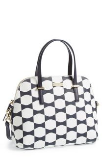 kate spade new york maise   bow tile satchel