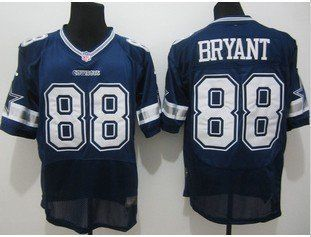 New NFL Dallas Cowboys 88 Bryant Jersey (white, S(170 175cm;55 70kg))  Sports Fan Jerseys  Sports & Outdoors