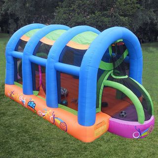 KidWise Arc Arena II Sport Inflatable Bounce House KidWise Inflatable Bouncers