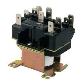 Industrial Grade 6AZU1 Magnetic Relay, Switching, 208/240V Coil