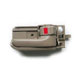 #B601 Motorking 69205 02100 E0 03 08 Toyota Corolla Tan Replacement Passenger Side Inside Door Handle 03 04 05 06 07 08 Automotive