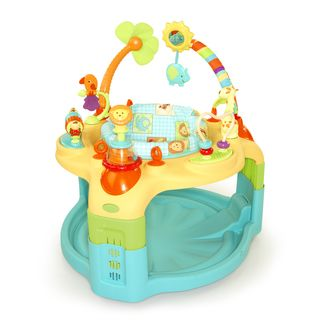 Bright Starts Sunnyside Safari Saucer Bright Starts Activity Centers