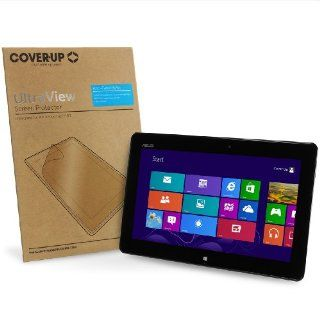 Cover Up UltraView ASUS VivoTab RT TF600T 10.1 inch Tablet Anti Glare Matte Screen Protector Computers & Accessories