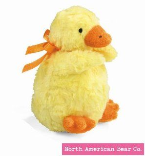 Baby Chime Duck by North American Bear Co. (8309 D) Toys & Games