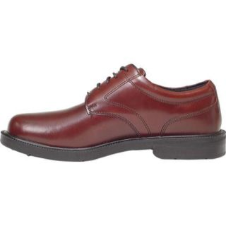 Men's Deer Stags Times Brown Smooth Deer Stags Oxfords