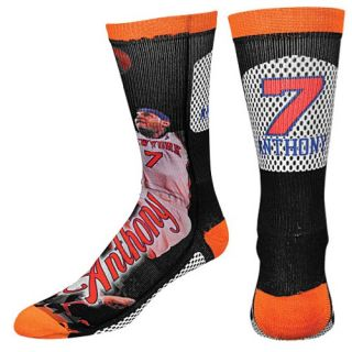 For Bare Feet NBA Sublimated Player Socks   Mens   Basketball   Accessories   New York Knicks   Anthony, Carmelo   Multi
