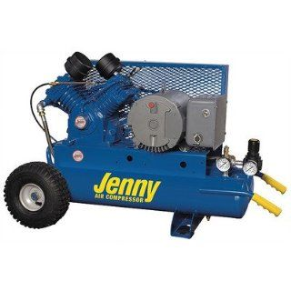 5 HP Electric Motor 230 Volt Two Stage Wheeled Portable Air Compressor Tank Size 30 Gallon, Air Line Filter   Metal Bowl   3/8 NPT No, Lubricator   Bowl Type   3/8 NPT Yes