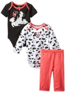 Disney Baby Baby Girls Newborn 2 Piece Boysuit with Pant Set Clothing