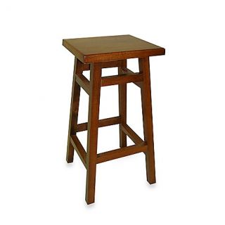 Buy Carolina Chair & Table OMAlley Pub Counter 24 Inch Stool in Walnut from