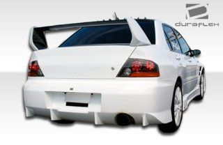 2002 2007 Mitsubishi Lancer / 2003 2006 Mitsubishi Lancer Evolution 8 9 Duraflex Evo 8 Wing Trunk Lid Spoiler   1 Piece Automotive