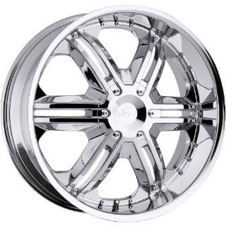VCT WHEELS CORLEONE CHROME 6X135/6X5.5 +20   22X9 Automotive