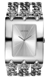 Guess I95194L1 Stainless Steel Chain Bracelet Woman's Watch Watches