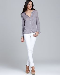 Soft Joie Button Down Shirt & J Brand Jeans's
