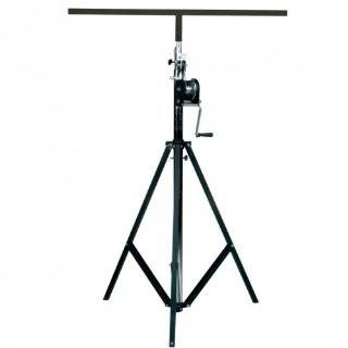 GT ST132 Medium Duty Crank Stand Lighting Stand & Ground Support Camera & Photo