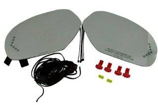 Avalanche, Silverado, Suburban, Tahoe, Sierra, Yukon Heated Turn Signal Mirror Conversion Kit by Muth Automotive