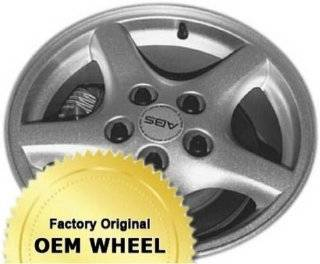 PONTIAC FIREBIRD,TRANS AM 16x8 5 SPOKE Factory Oem Wheel Rim  CHROME   Remanufactured Automotive